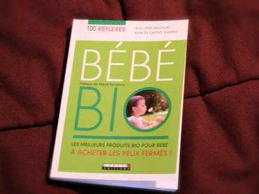 guide bébé bio