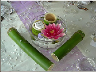 Repin like view pic - Decoration florale pour table ...