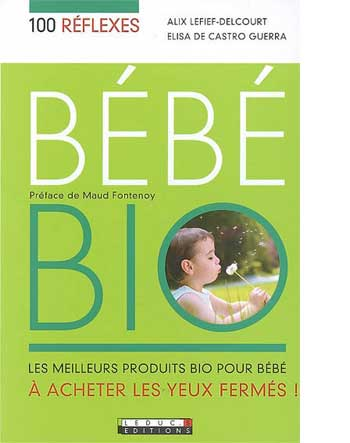 Guide bébé bio - parution faire-parts Kardamome