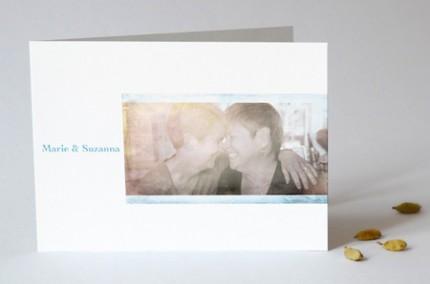 faire-part-original-mariage-homo-pacs-écolo-vieille-photo