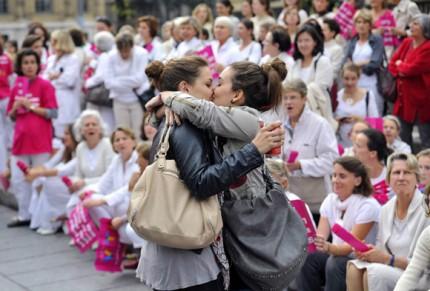 LGBT mariage pour tous Marseille