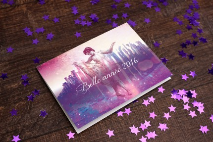 CArte de vœux Bretagne 2016